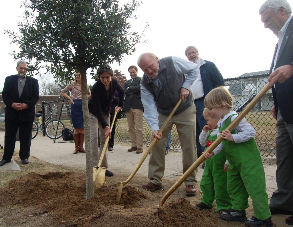 10,000 Trees For Charleston 1