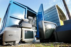 Charleston County recycles e-waste