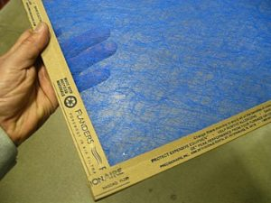 Fiberglass air filters have a MERV rating of less than 5. Do not buy these.