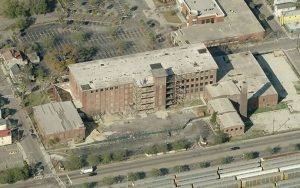 Cigar Factory Arial View