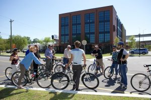 EcoDistrict Bike Tour