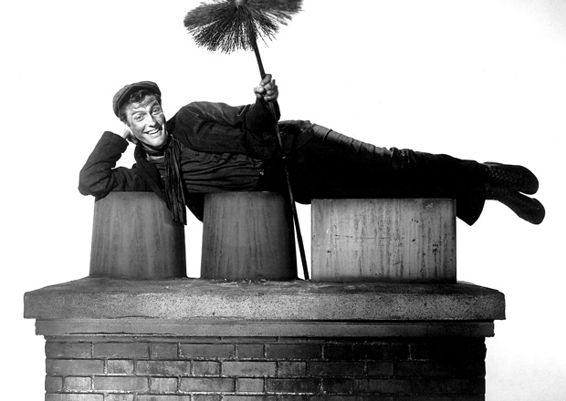 Mary Poppins Chimney Sweep