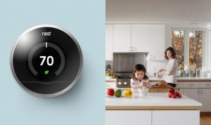 Nest Thermostat Family