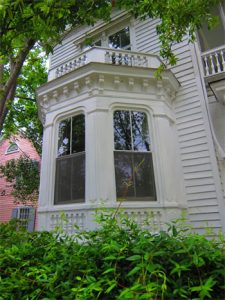 Historic Charleston Home Windows