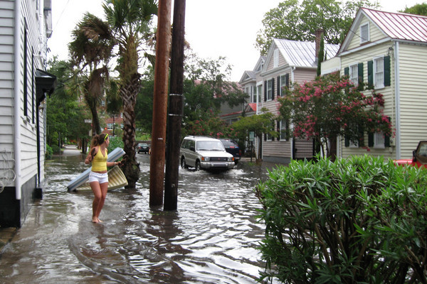 Charleston Flooding 1