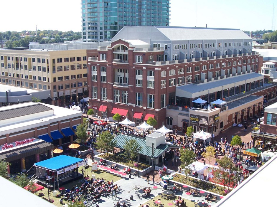The District in Atlantic Station